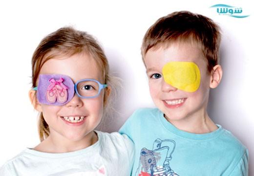 تنبلی چشم  (amblyopia)