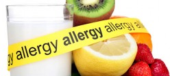 آلرژی غذایی  (food allergy)
