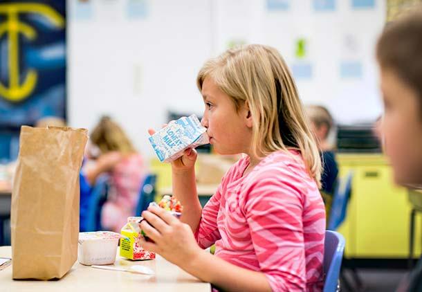 صبحانه مهمترین وعده غذایی برای کودکان