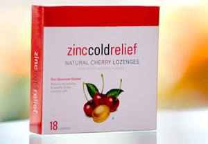 روی (Zinc cold relief) برای تسکین سرماخوردگی و آنفولانزا