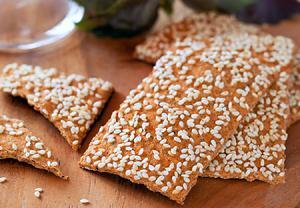 نان و کراکر سبوسدار ، چربی سوز های طبیعی