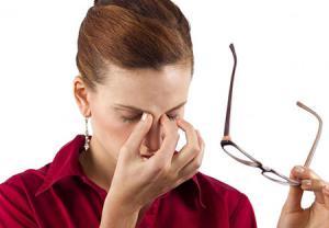 برای حفظ سلامت چشم ها ، به چشمانتان استراحت بدهید