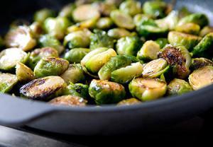 کلم بروکسل از سبزیجات لاغر کننده - دکتر سوشا