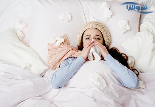 بهبود و درمان سریع سرماخوردگی و گلودرد با ۸ روش طبیعی