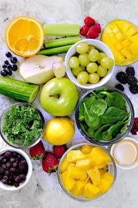 دتاکس سبزیجات برای کاهش وزن و سم زدایی - دکتر سوشا