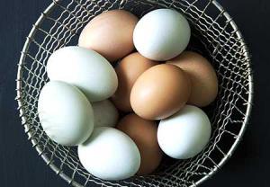 کاهش التهاب با تخممرغ