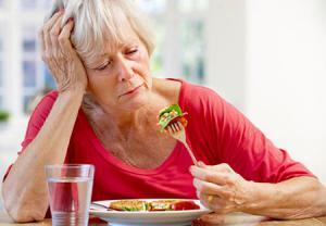 عواقب کاهش حس چشایی در سالمندان