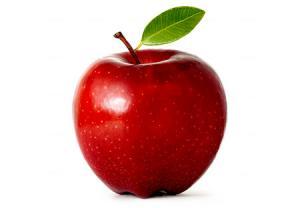 نقش سیب
