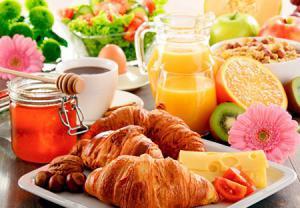 نکته سوم: عدم حذف صبحانه و یا شام