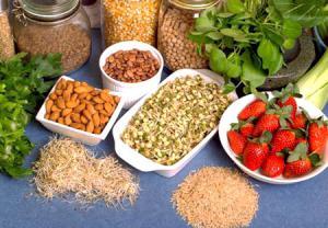 یک رژیم غذایی برای افزایش حس جوانی