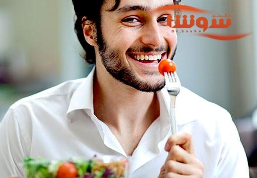 مواد غذایی مفید برای سلامت مردان