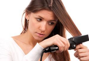 فر و صاف کردن مو