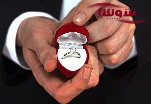 سایز انگشتر عشقتان را به راحتی حدس بزنید