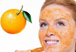 درمان جوش صورت با رب پوست پرتقال 2