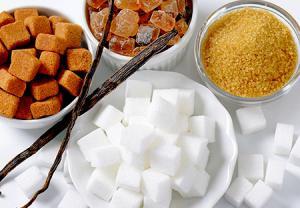 کنترل پرادراری با انواع شیرینکنندهها