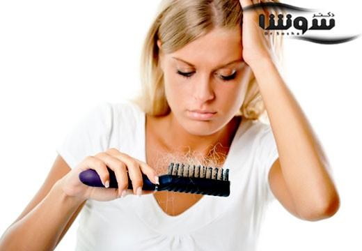 تأثیر تغذیه و رژیم غذایی بر درمان ریزش مو