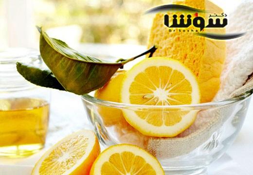 خواص لیمو ترش برای پاک کردن برخی وسایل