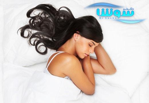 سلامت مو | آسیب به سلامت مو هنگام خوابیدن