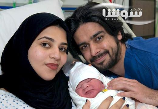 اولین نوزاد با استفاده از بافت تخمدان منجمد به دنیا آمد