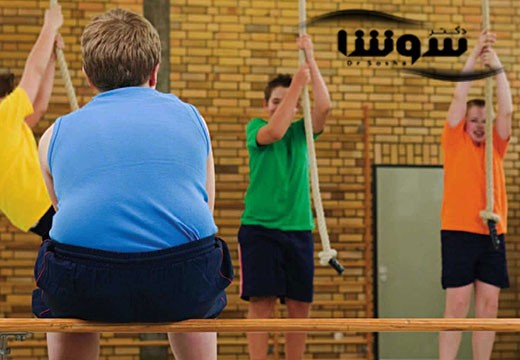 تکنولوژی های روز عامل چاقی در نوجوانان