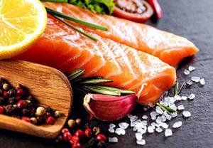 درخشش و سلامت مو با ماهی قزلآلا