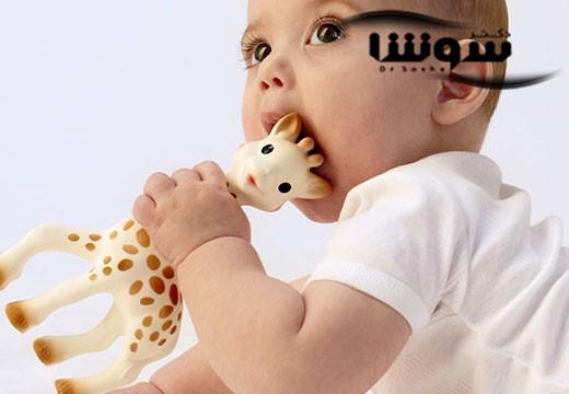 مراقب رشد کپک ها بر روی دندان گیر کودک خود باشید