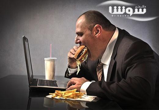 احساس بد افراد چاق درباره اضافه وزن