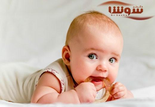 افزایش مواد سمی در محصولات دندان درآوردن نوزادان