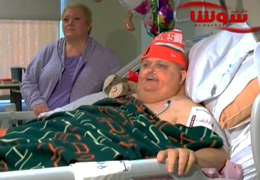 تومور 60 کیلویی که سالها با چاقی مفرط اشتباه گرفته شد