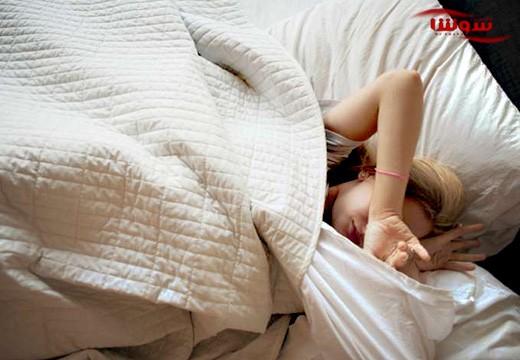 الگوی خوابیدن در بیماران ام اس چگونه است؟