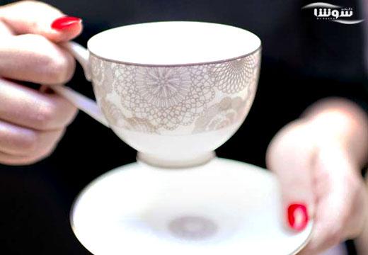 لاغری با چای سفید   دمنوش لاغری