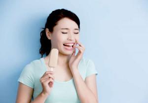 دستورالعمل استفاده از بستنی بعد از کشیدن دندان