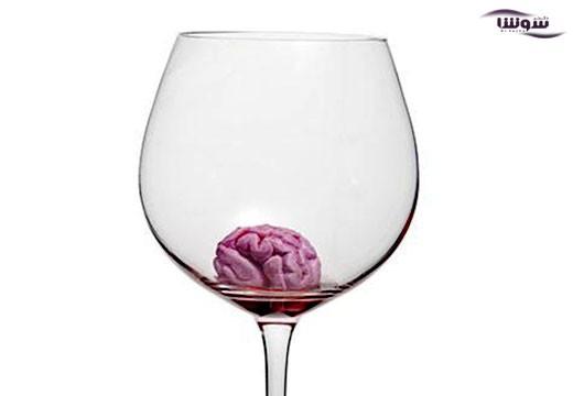 مضرات مشروبات الکلی از نظر پزشکی بر سلامت مغز