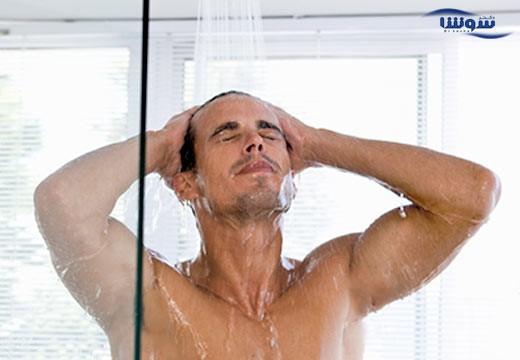 روش صحیح حمام کردن برای کمتر جوش زدن