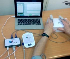 دستگاه جدید اندازه گیری دقیق فشار خون