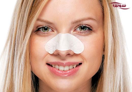 چرب شدن پوست بعد از عمل بینی