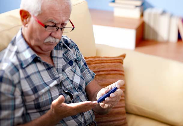 قند خون ناشتا برای افراد مسن یا سالمندان