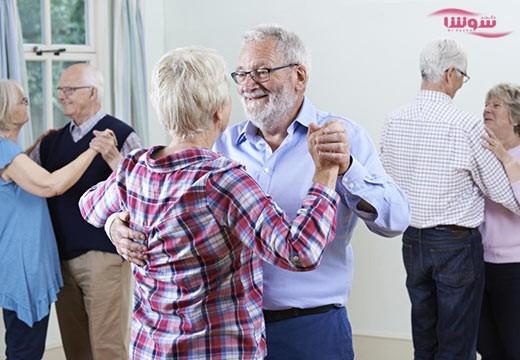 رقصیدن اکسیر ضد پیری است؟