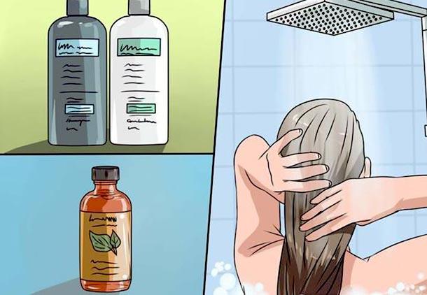 استفاده از سرکه سیب و جوش شیرین برای درمان خارش سر