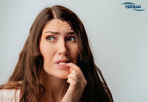 علت تکرر ادرار موقع استرس چیست؟