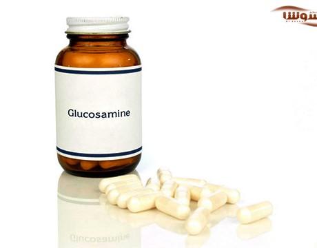 درمان تشنج با مصرف گلوکوزامین