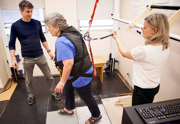 درمان بعد از سکته مغزی : درمان مشکلات حرکتی بعد از سکته مغزی