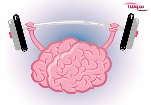 تأثیر ورزش روی اندازه مغز