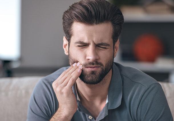 درد دهان بعد از پیوند مغز استخوان