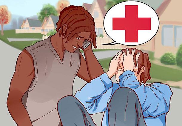 اهمیت کمک های اولیه پزشکی به زلزله زدگان