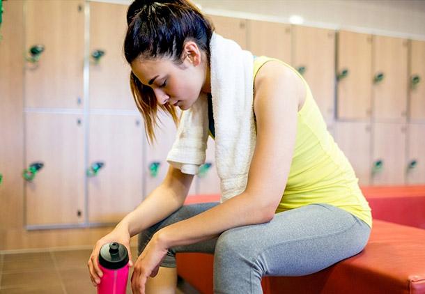راههای سقط جنین در ماه اول با ورزش بیش از حد