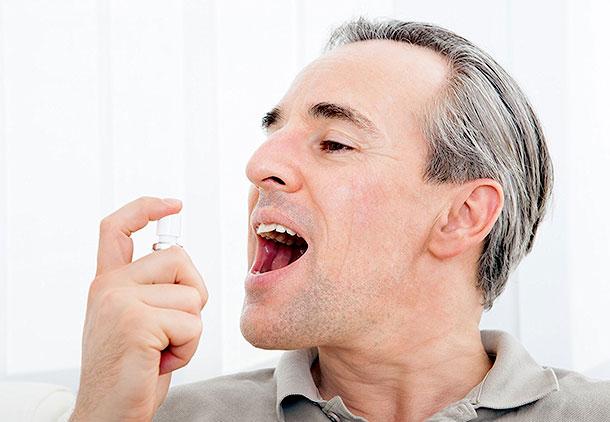 ترک سریع سیگار - اسپری دهانی نیکوتین