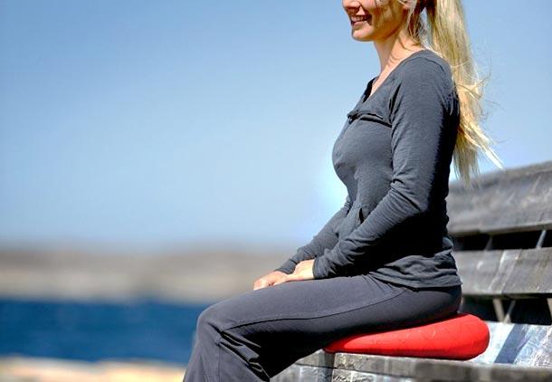 بالشتک بادی اکتیو دیسک چگونه به درمان کمردرد کمک میکند؟