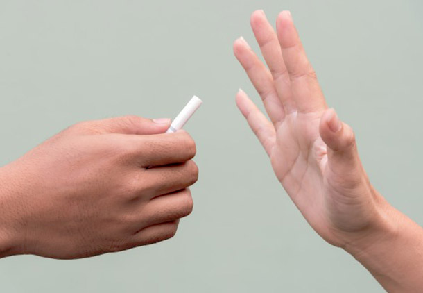 پیشگیری از خطرات ترک سیگار در بلند مدت