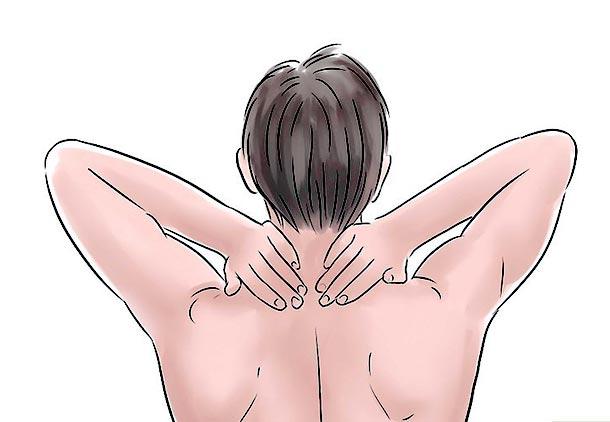 درمان سریع میگرن با ماساژ گردن و شقیقهها